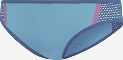 ADIDAS PERFORMANCE Bikinihose in hellblau / violettblau / pink, Produktansicht