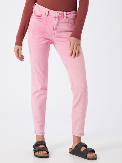 TOM TAILOR DENIM Jeans 'Nela' in pink, Modelansicht