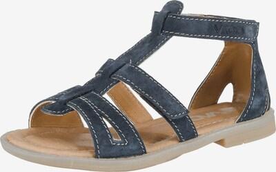 Vado Sandalen 'Cleo' in blau, Produktansicht