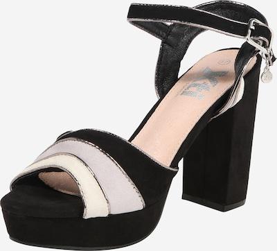 Xti Sandale in schwarz, Produktansicht