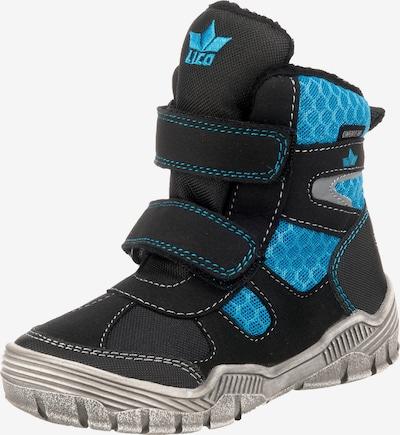 LICO Winterstiefel 'Agila V' in blau / schwarz, Produktansicht