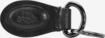 The Bridge 'Story Uomo' Schlüsselanhänger Leder 7,5 cm in schwarz, Produktansicht