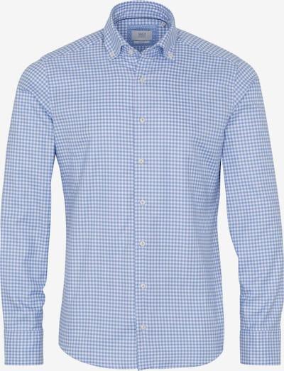 ETERNA Hemd in hellblau / weiß, Produktansicht