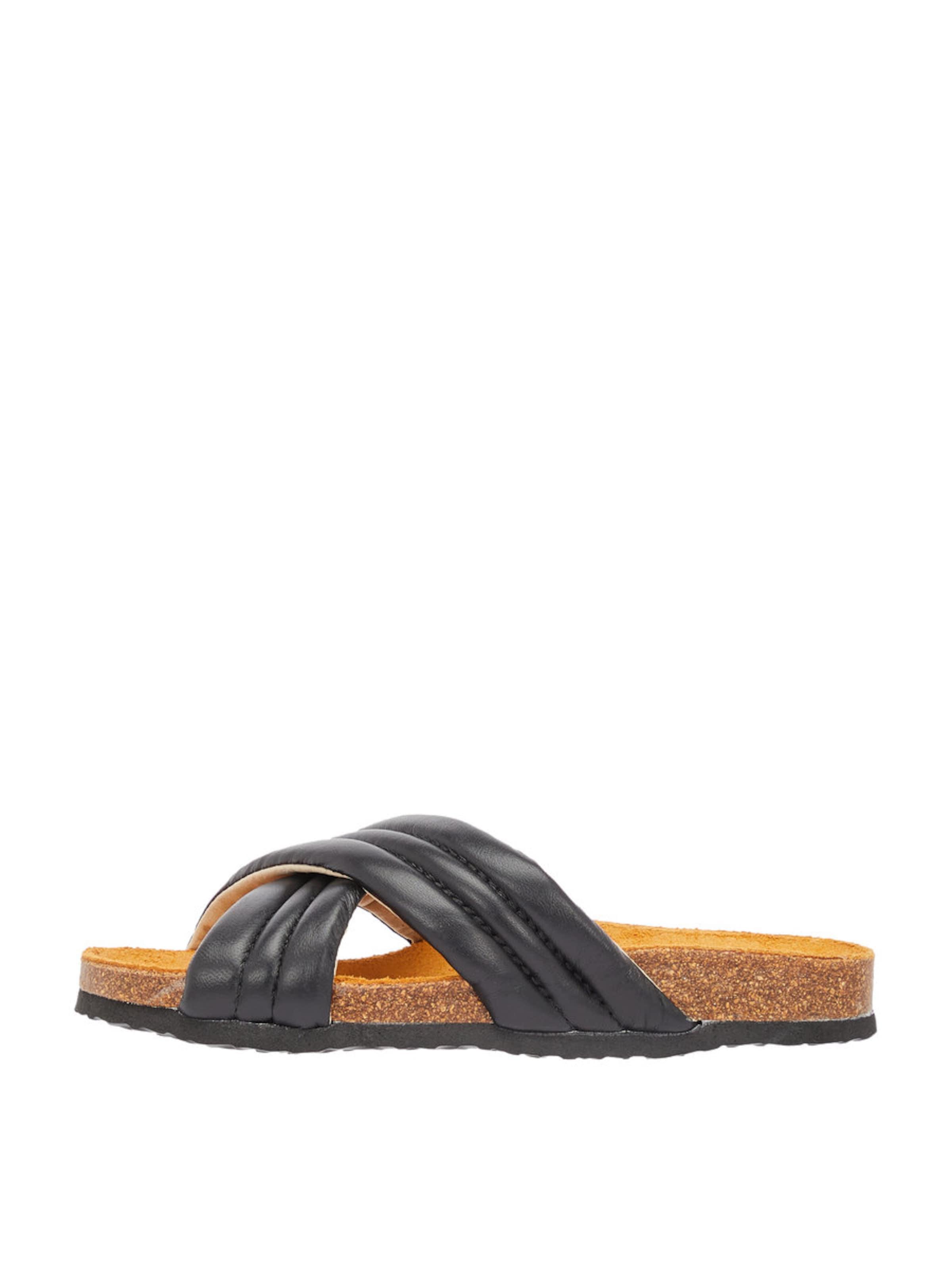 Bianco Überkreuzriemen Sandalen Günstige und langlebige Schuhe