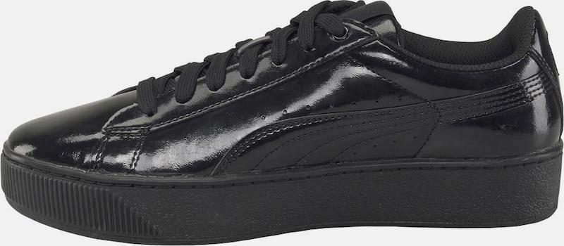 PUMA Sneaker »Vikky Platform Patent«