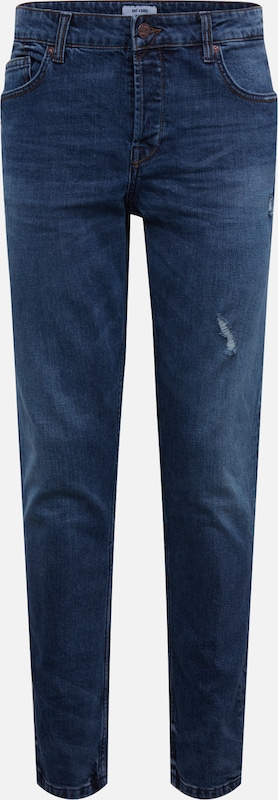 Only & Sons Jeans in de kleur Blauw denim, Productweergave