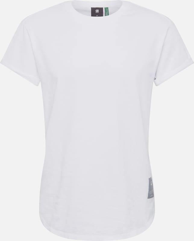 Raw 'swando Blanc shirt s' En star G T lKF1Jc
