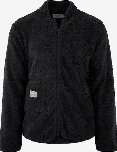 Resteröds Fleece jas 'Original' in de kleur Zwart, Productweergave