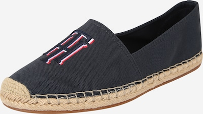 TOMMY HILFIGER Espadrilles 'RANA 1D' in Donkerblauw | ABOUT YOU