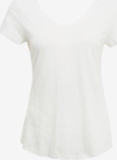 DREIMASTER Shirt in weiß: Frontalansicht