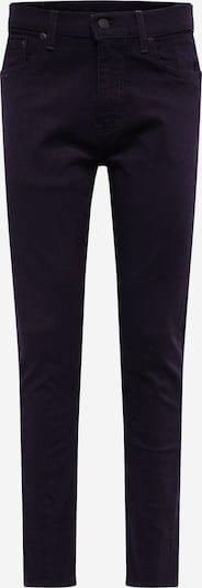 LEVI'S Kavbojke '512 SLIM' | črn denim barva, Prikaz izdelka
