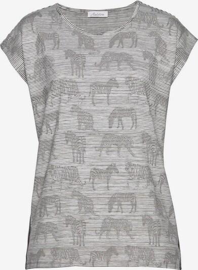 ANISTON T-Shirt in grau, Produktansicht