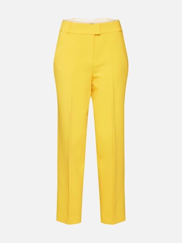 À Jaune Collection Pince Pantalon Esprit En RC7wg8q