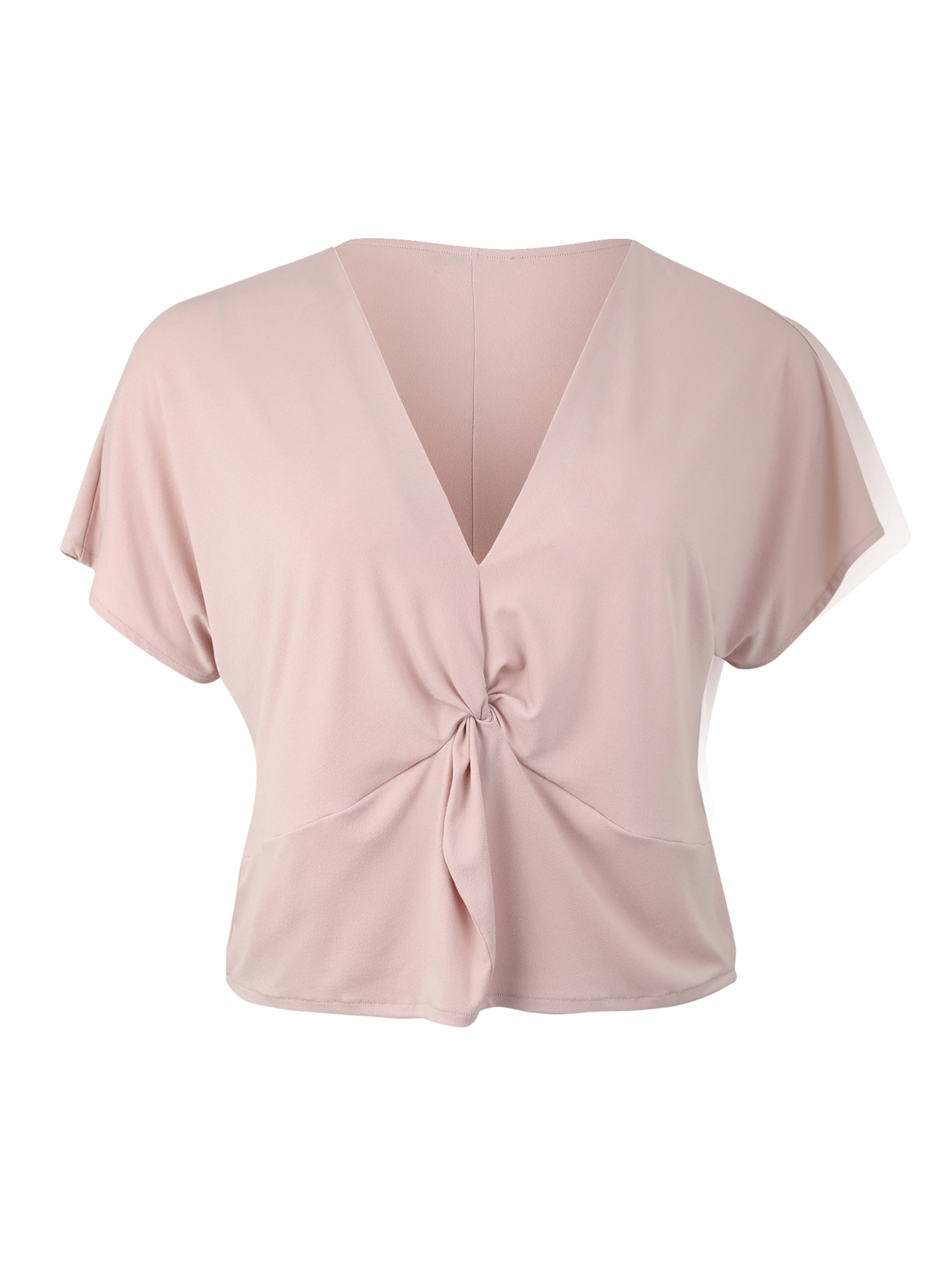 Curvy T shirt In Rosa About You 'glenn' Tcl3K1JF