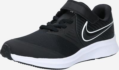 NIKE Sportschoen 'Star Runner2' in de kleur Zwart, Productweergave