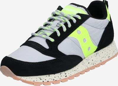 saucony Sneaker 'Jazz' in neongelb / schwarz, Produktansicht