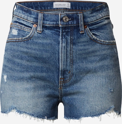 Abercrombie & Fitch Jeans in de kleur Blauw, Productweergave