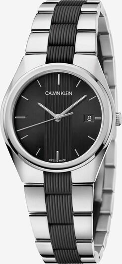 Calvin Klein Analoog horloge in de kleur Zwart / Zilver, Productweergave