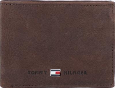 TOMMY HILFIGER Portemonaie 'Johnson' in kastanienbraun, Produktansicht