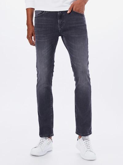 Tommy Jeans Jeans 'Canton' i black denim, Modelvisning