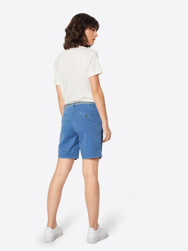 Esprit Pantalon Bleu Pantalon En Esprit NuitRoi FKJTcl13