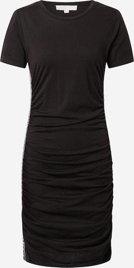 Rochie 'SHIRRED' MICHAEL Michael Kors pe negru / alb, Vizualizare produs