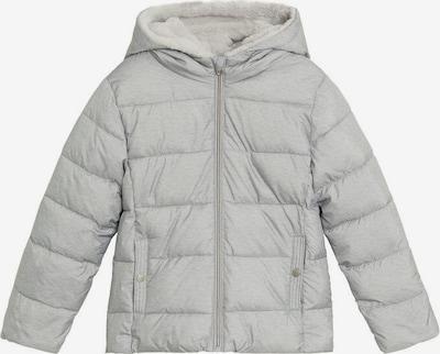 MANGO KIDS Manteau en gris clair, Vue avec produit