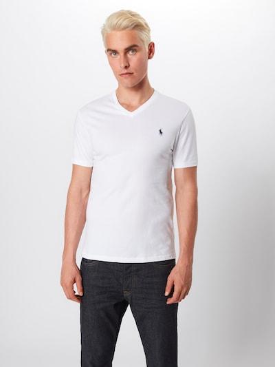 POLO RALPH LAUREN T-Krekls pieejami zils / balts: Priekšējais skats