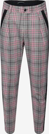 DRYKORN Pantalon en gris / rose, Vue avec produit