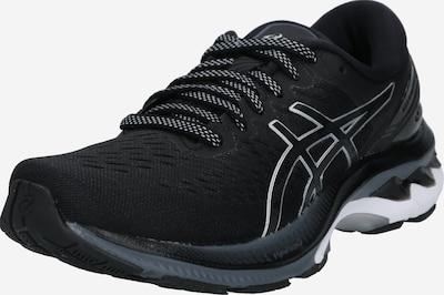 ASICS Laufschuh 'GEL-Kayano 27' in schwarz / weiß, Produktansicht
