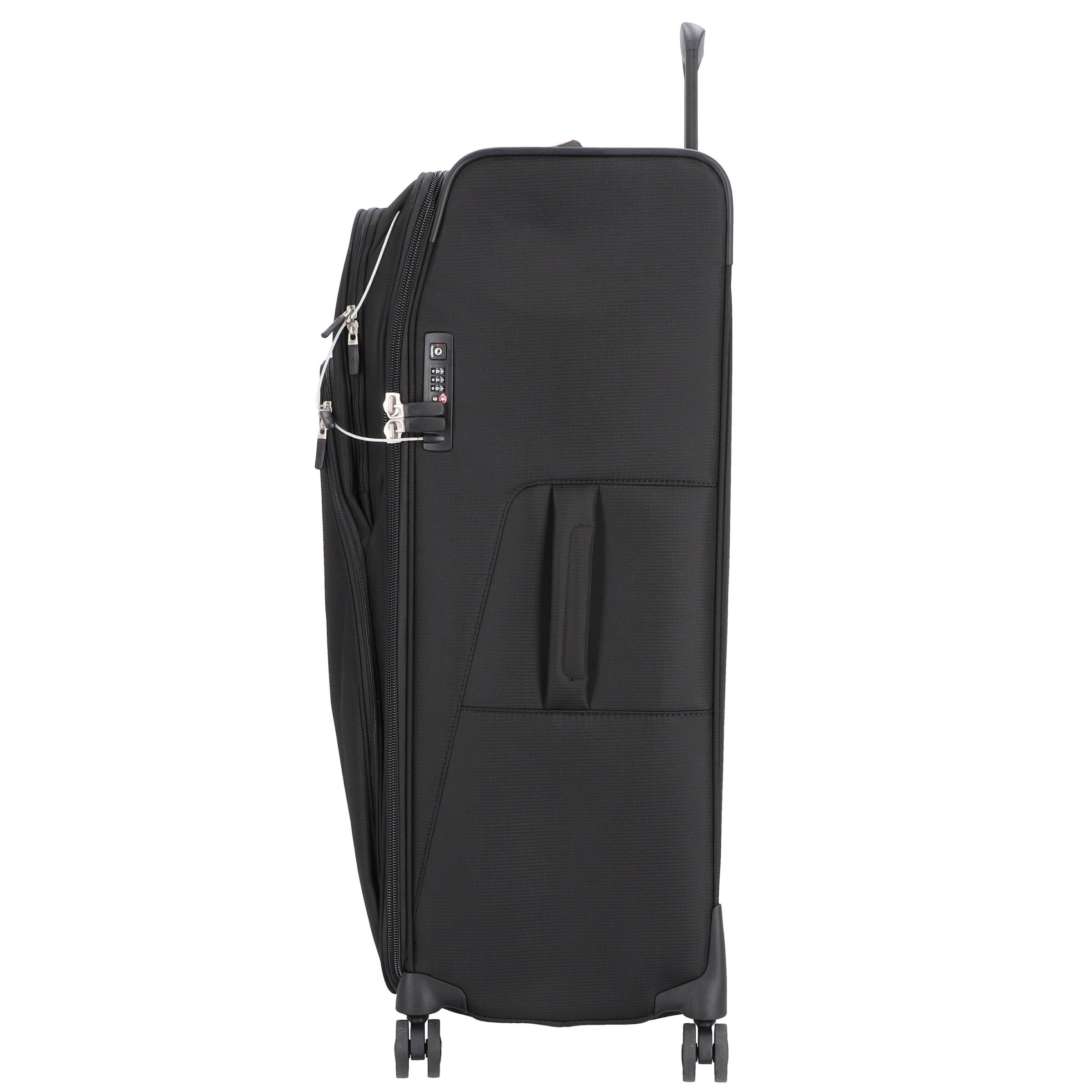 Samsonite Eco Trolley Sng Schwarz In Spinner' 'spark WHDE2Y9I