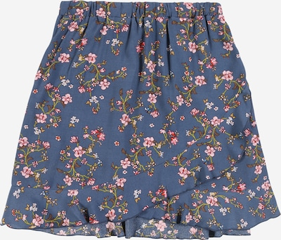 KIDS ONLY Spódnica 'Jasmine' w kolorze ciemny niebieski / zielony / różowy / białym, Podgląd produktu