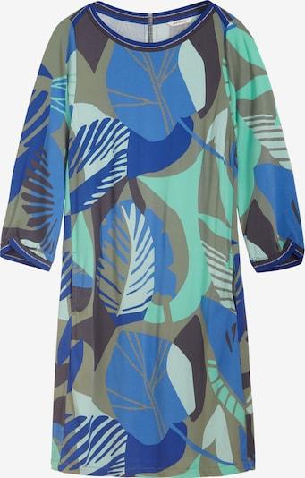 Sandwich Kleid in mischfarben, Produktansicht