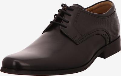 Digel Schnürschuhe in schwarz, Produktansicht