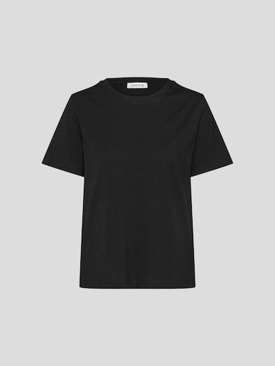 EDITED T-shirt en noir: Vue de face