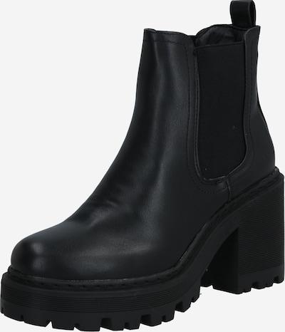 Public Desire Chelsea Boots 'KRISTY' en noir, Vue avec produit