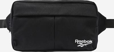 Reebok Classic Torba na pasek w kolorze czarnym, Podgląd produktu