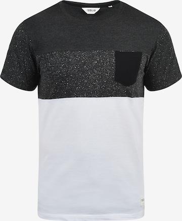!Solid Rundhalsshirt Kold in Weiß