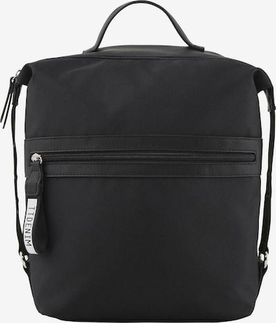TOM TAILOR DENIM Bags Rucksack ZAMORA in schwarz, Produktansicht
