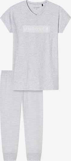 SCHIESSER Schlafanzüge - Mädchen Anzug 3/4 in grau, Produktansicht