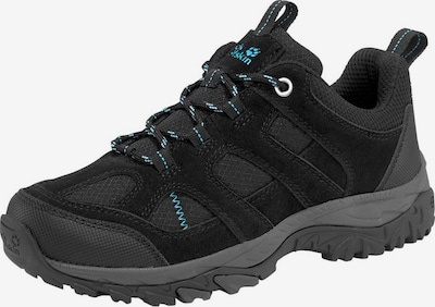 JACK WOLFSKIN Wanderschuh 'Great Hike Low W' in schwarz, Produktansicht