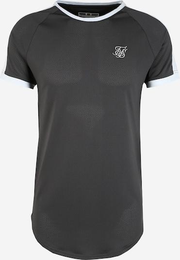 SikSilk Shirt in schwarz, Produktansicht