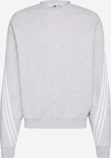 ADIDAS ORIGINALS Sweat-shirt en gris, Vue avec produit