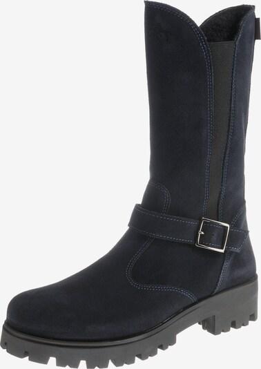 SPIEGELBURG Stiefel in dunkelblau, Produktansicht