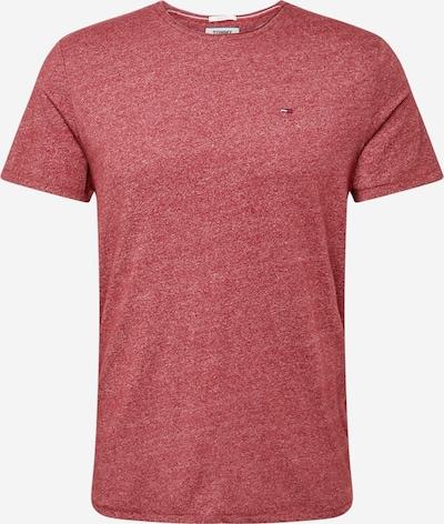 Tommy Jeans Tričko 'TJM ESSENTIAL JASPE TEE' - vínovo červená, Produkt