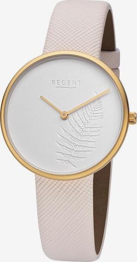 REGENT Uhr  'BA-660 3220.75.10' in gold / hellpink / weiß, Produktansicht