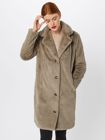 OAKWOOD Between-seasons coat 'Cyber' in Beige