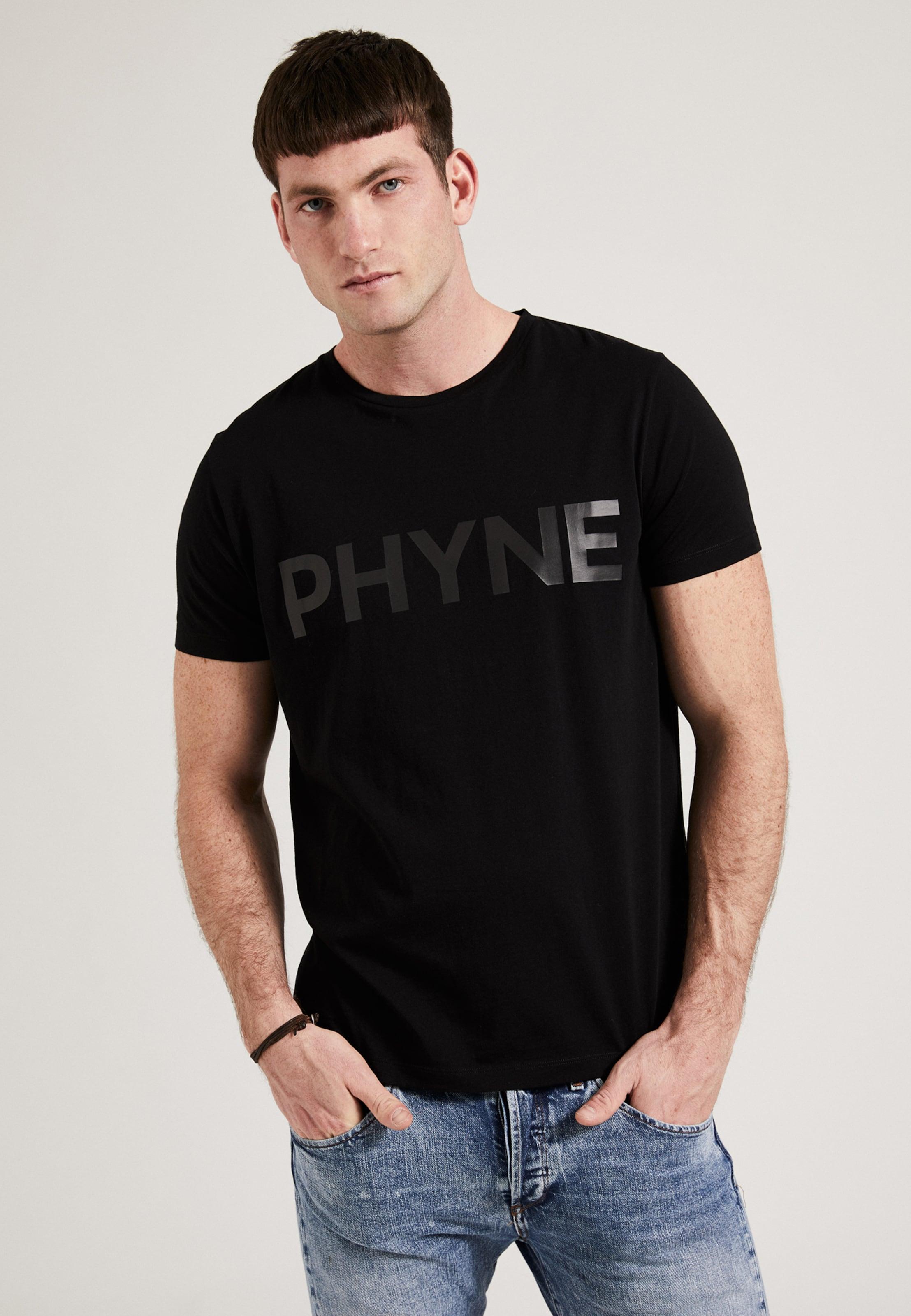 Phyne shirt GrisNoir En T pUVSzM