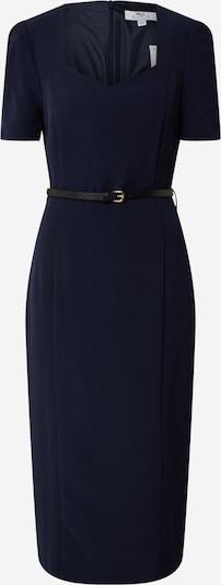 Dorothy Perkins (Tall) Oprijeta obleka 'Tall Navy Sweetheart Dress' | modra barva, Prikaz izdelka