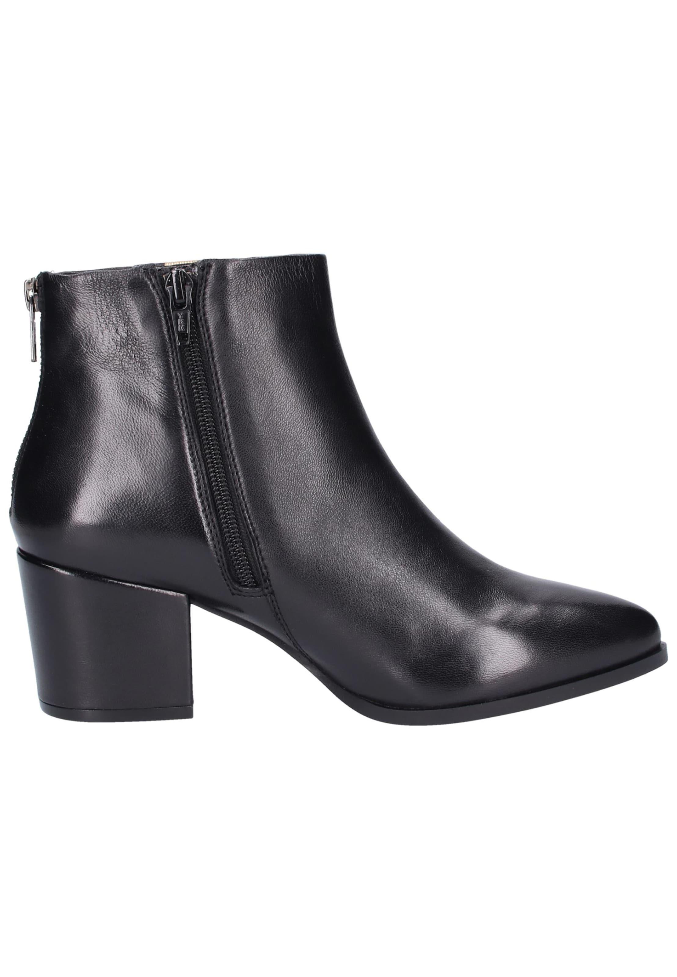 Spm In Ankle 'nanny' GoldSchwarz Boots rCWBQoedx